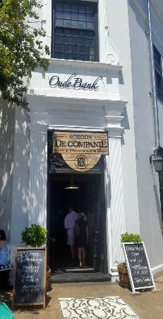 Schoon de Companje: Entrance - love the old buildings