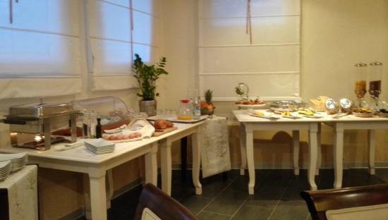 Hotel Vittoria : Breakfast