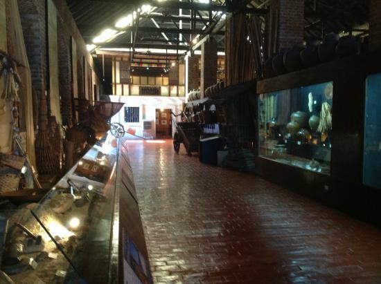 Museo Ilocos Norte: Ground floor