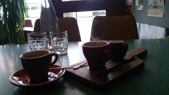 Ginger Brown : Our coffees