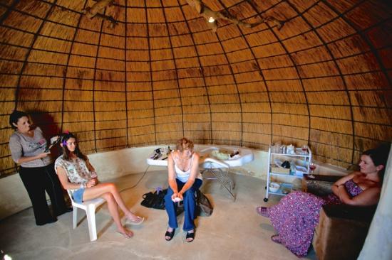 Bayete Zulu Boutique Lodge: Hair