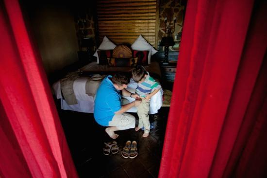 Bayete Zulu Boutique Lodge: Room