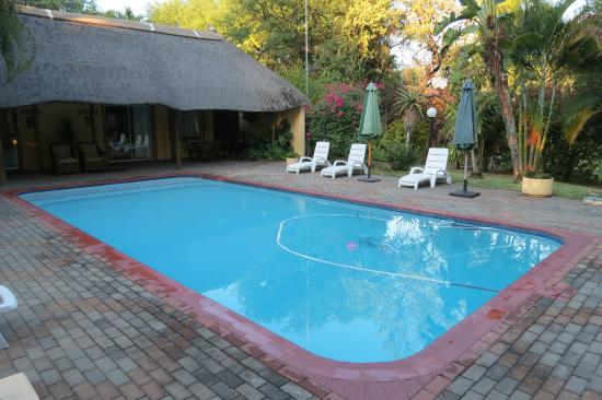 Sunbird Lodge : zwembad