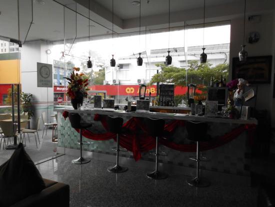 Hotel Aifa Labuan: Lobby