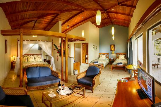 Cristal Ballena Boutique Hotel & Spa: Family suite