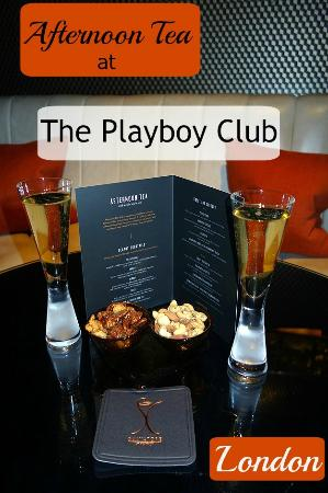 Sample Cocktail list - Picture of Salvatore's Bar at Playboy Club ...