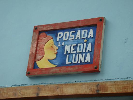 Hotel La Media Luna : Nombre