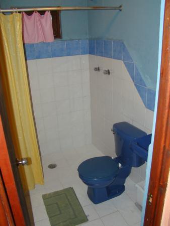Hotel La Media Luna : Baño