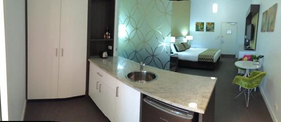 Walkers Arms Hotel: Lovely kitchenette
