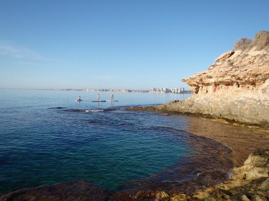 La Zenia, Espanha: Coast