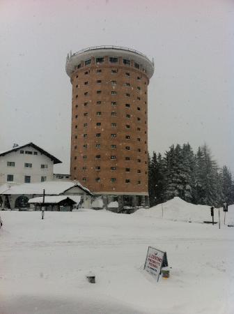 Hotel Torre -Torre Rossa