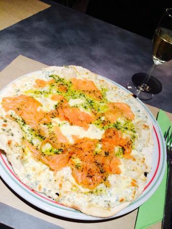 LA STRADA : Pizza norvégienne