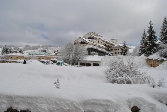 Grand Hotel delle Rocche: Hotel