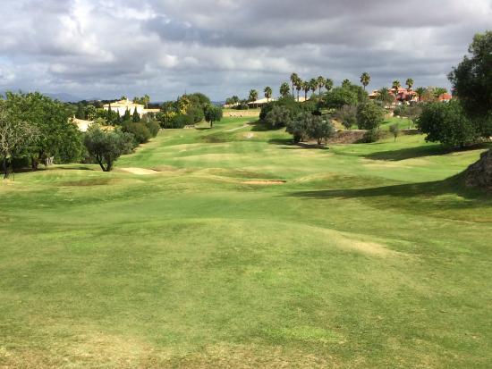 Pestana Gramacho Resort Golf Course: Hole 18