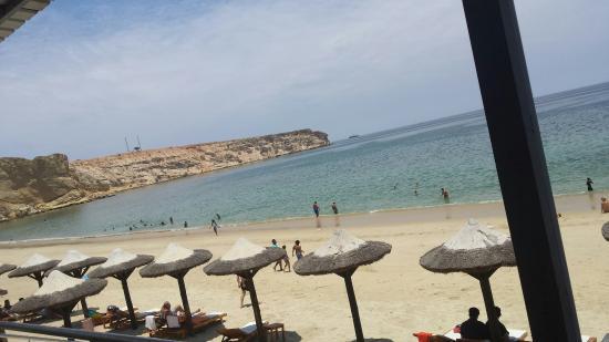 Baia azul beach(Benguela)
