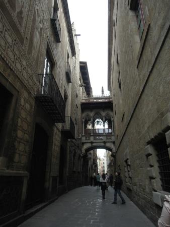 Gothic Quarter - Picture of Gothic Quarter (Barri Gotic), Barcelona - TripAdv...