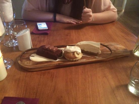 Fourteen: Amazing puddings !
