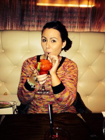 MAZE Restaurant: Cocktails!