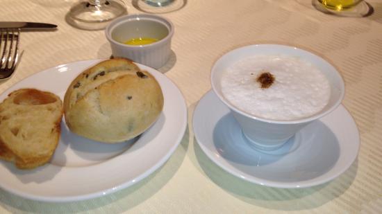 Island Hotel & Resort Nasu: スープ