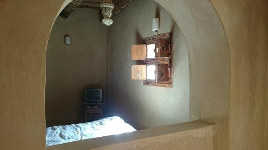Shali Lodge: my room