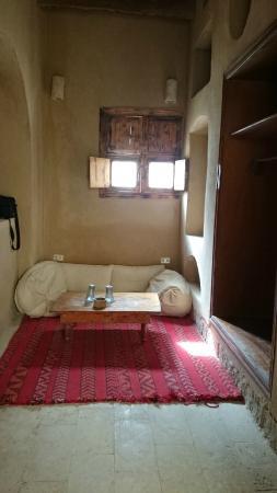 Shali Lodge: my room
