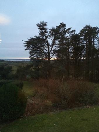 """Uplands Hotel: View from """"Kent"""""""