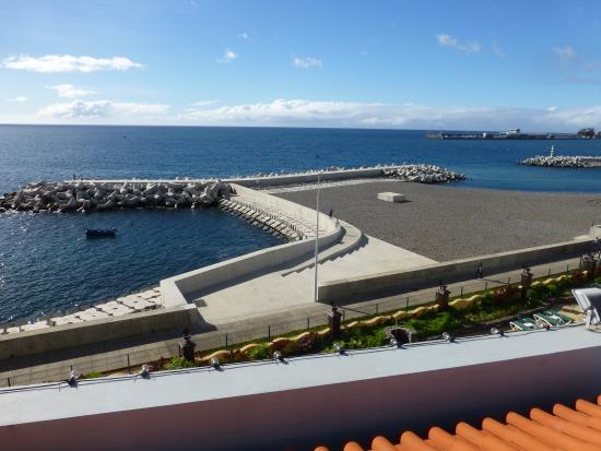 Porto Santa Maria Hotel: Hotel sea front 2015