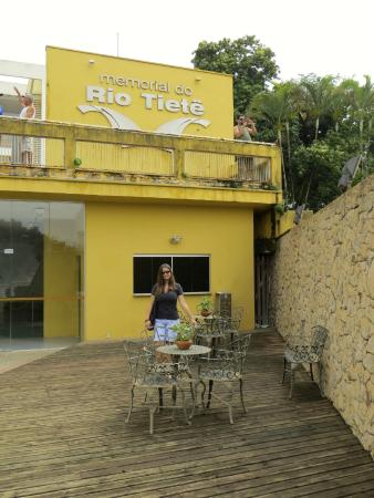 Memorial do Rio Tiete