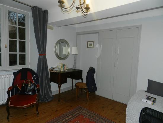 chambre exotique - Picture of Le Manoir de Juganville ...