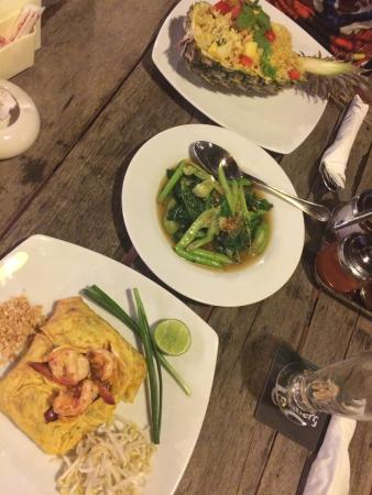 Why At Wine: Great Thai staples!