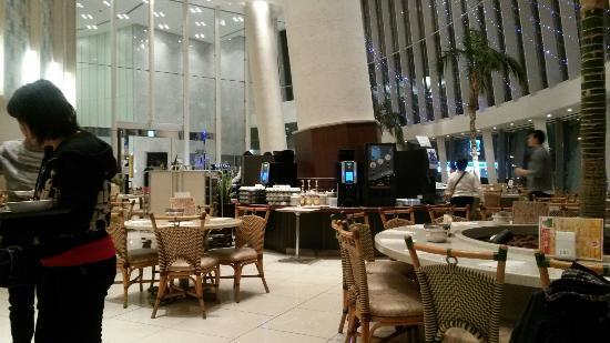 Buffet Restaurant Hapuna: Nice embience