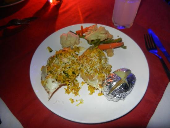 Rivercove: Superb stuffed crab