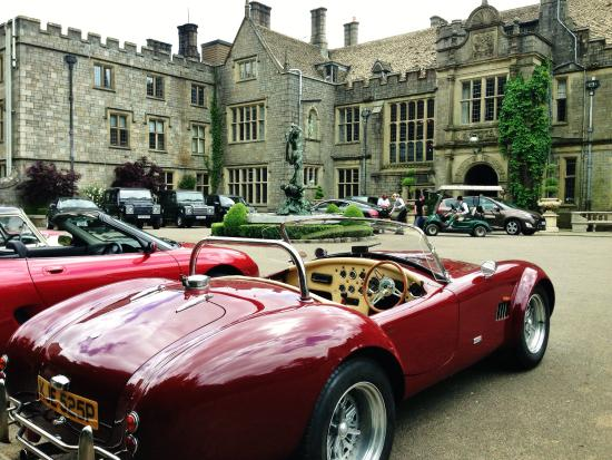 Great Escape Classic Car Hire