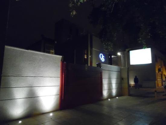 Quinta & Suites Apart Hotel: Entrada Apart