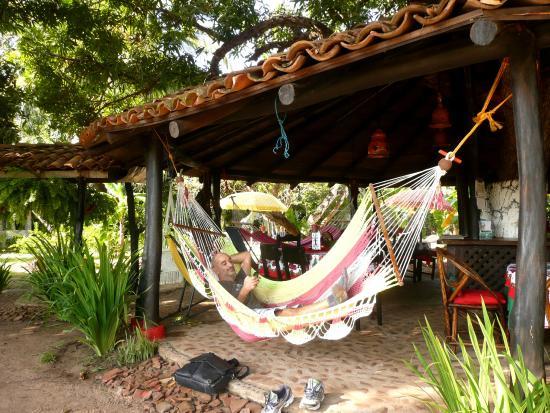 Dim's Hostal: zona relax