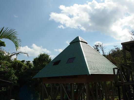 Healing Village Konkimura: ピラミッドパワーハウス☆