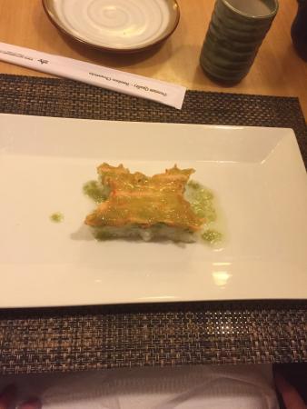 Sushi Tei Restaurant: Crab salad