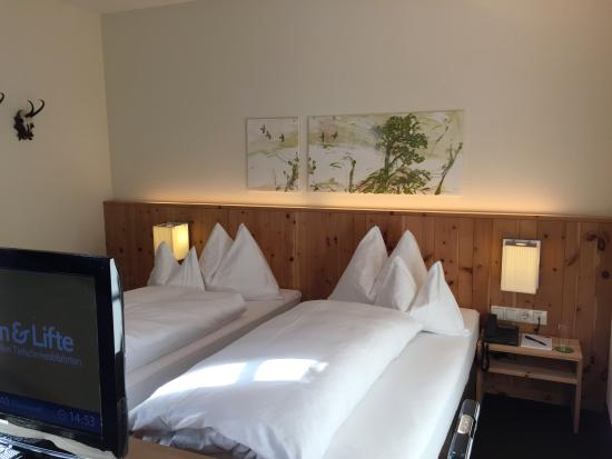 Der Waldhof: habitacion