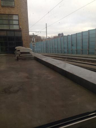 Hilton Dublin: Tram line