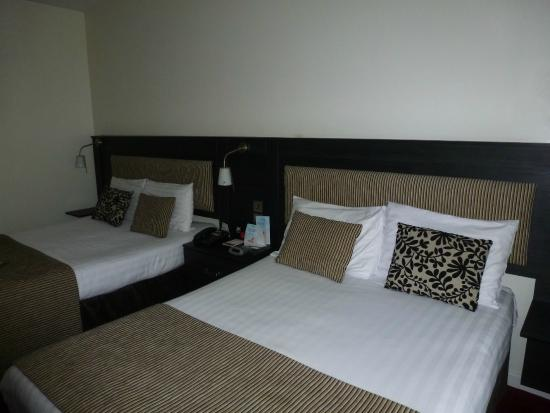 Da Vinci's Hotel Derry: Triple Room