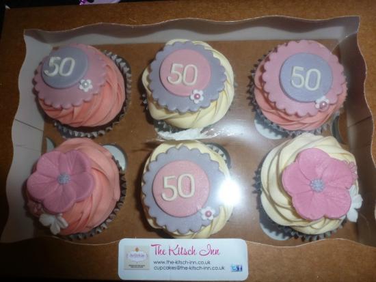 Da Vinci's Hotel Derry: cupcakes