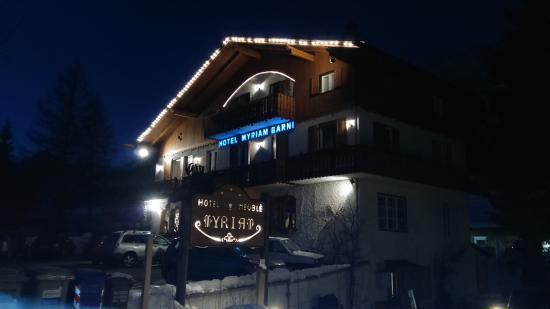 Hotel Myriam: hotel