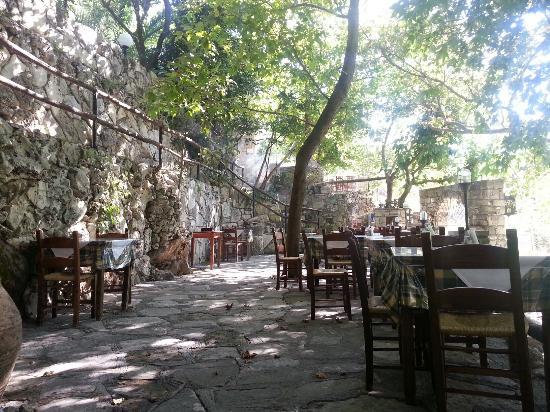 Taverne in argiroupoli foto di piges argiroupolis for Foto di taverne arredate