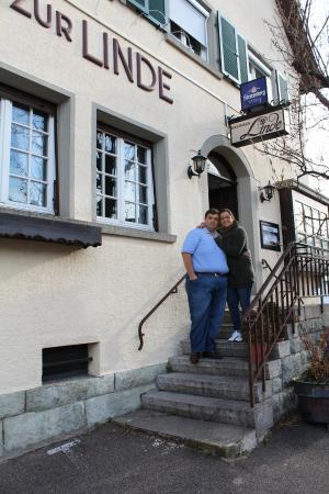 Gasthaus Linde: A Fachada