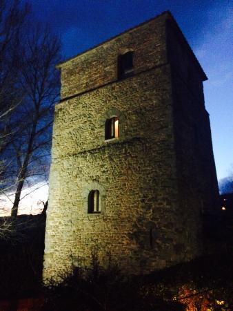 Torre Santa Flora: La torre