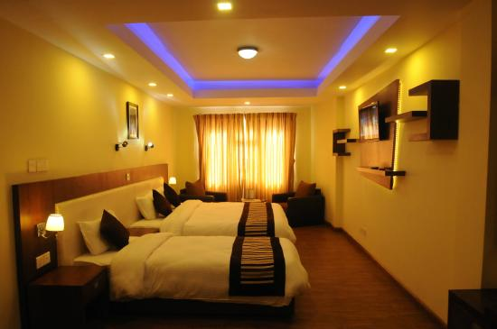 OYO 11477 Backyard Hotel: Super Deluxe Room