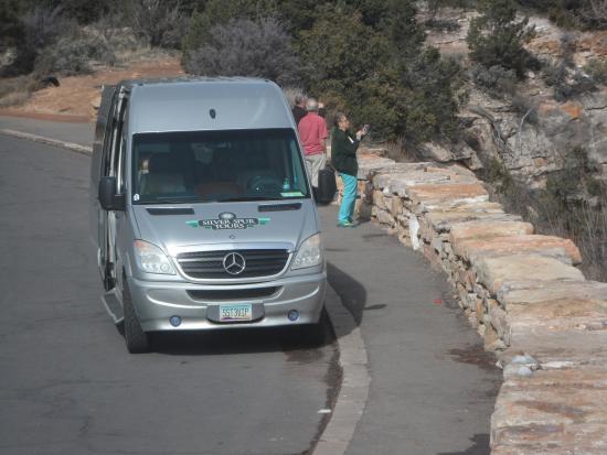 Silver Spur Tours - Day Tours : a sop along the GC rim