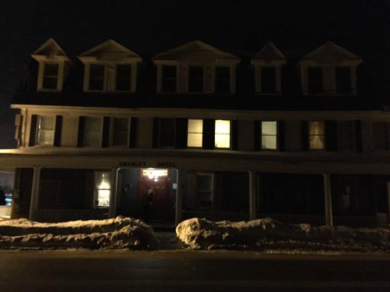 Napanoch, NY: Spooky:)
