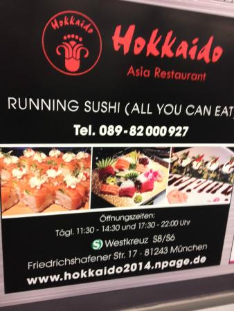 Hokkaido Asia Restaurant