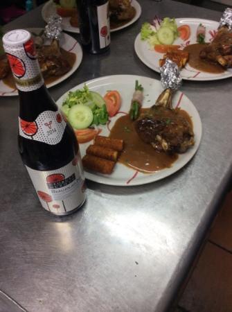 Restaurant Nerja de Nerja : beaujolais 2014